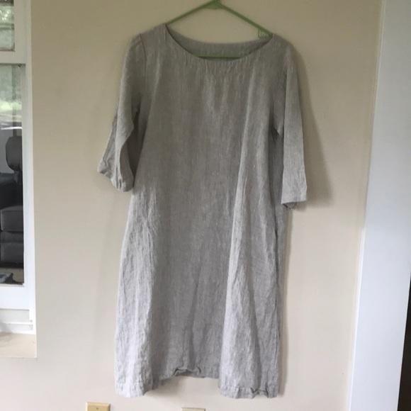 not perfect linen dresses dress poshmark. Black Bedroom Furniture Sets. Home Design Ideas